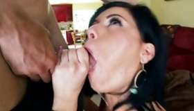 Spicy young angel is groaning while pissed nasty