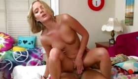 Astounding blondie is stuffed with hard penis